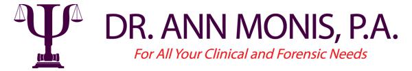 Dr. Ann Monis, P.A.
