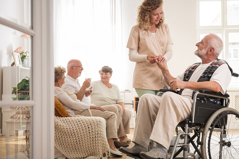 Assisted Living Mental Health Therapy